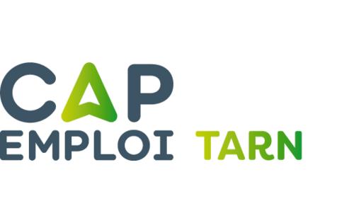 Logo Cap emploi 81 Tarn, Albi (Réseau Cap emploi)